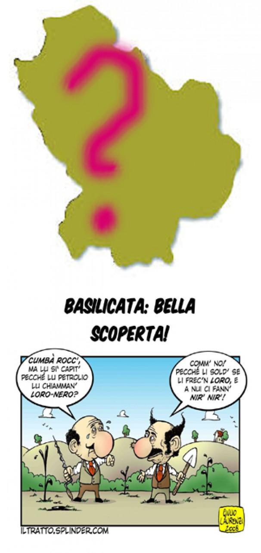 Panem et circenses: Basilicata ad un passo dal baratro