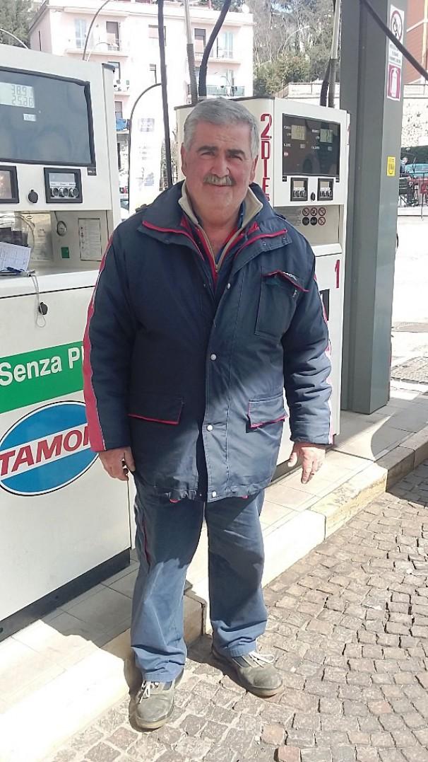 Vita da benzinaio: Donato Macrifugi