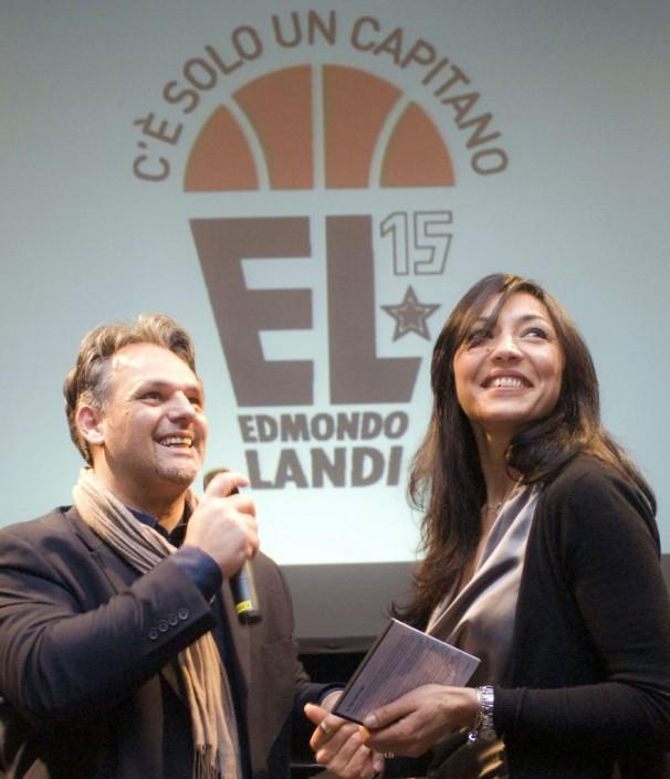 C'è solo un Capitano: Edmondo Landi n.15