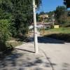 Non solo buche: attenti ai pali sulle strade di Potenza