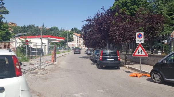 Lavori estivi sulle strade