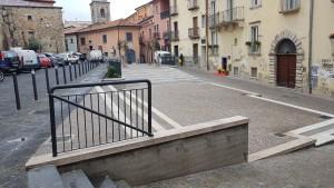 Largo antistante porta San Giovanni